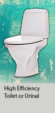 HEF Toilet and Urinal Rebate