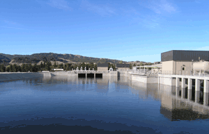 Recycled Water Treatment Plant, Jeffrey Hansen Plant